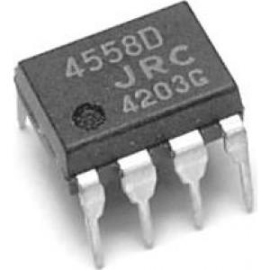 Операционный усилитель NJM4558D