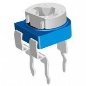 Резистор подстроечный RM065 500кОм