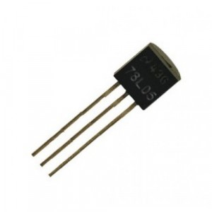 Стабилизатор напряжения 78L05 (5В, 0.1А)