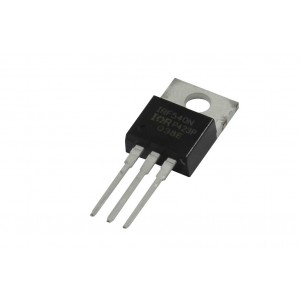 Транзистор MOSFET IRF540NPBF (n-канал, 33А, 100В)