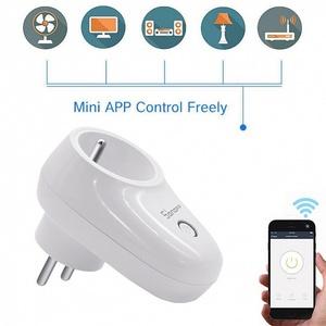 Wi-Fi розетка Sonoff S26
