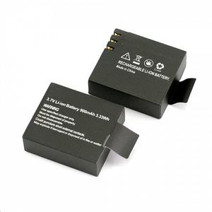 Аккумулятор для экшн-камер BC-01(900мА)