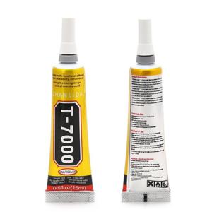Клей для ремонта телефонов T-7000 (Чёрный) 15ml