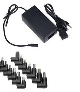 Адаптер питания ноутбука универсальный TD-408 (90Вт, 13 разъёмов)