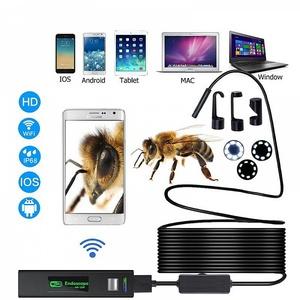 Эндоскоп USB для смартфонов ESD-125 (1600*1200, 3,5м, Wi-Fi)