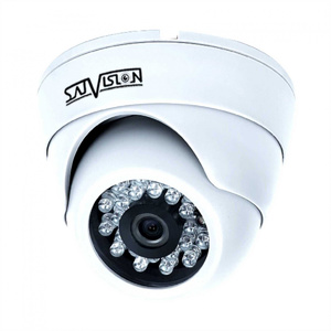 SVC-D892 Version 2.0 видеокамера 2 Mpix, объектив 2.8 мм, AHD/TVI/CVI/CVBS, OSD