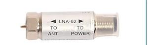 Усилитель антенный RTM LNA02, 47-862 МГц, Ку=17-20 дБ, F-разъём, 5-12 В
