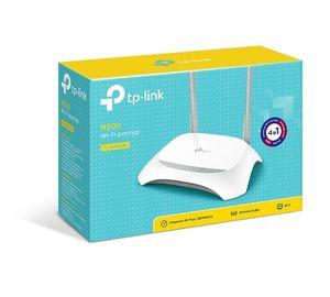 Роутер WiFi c USB TP-LINK TL-WR842N