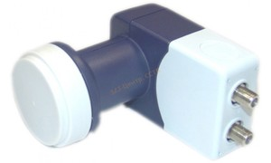 Конвертор LU-40TCIR HD TWIN круговая поляризация, 2 выхода