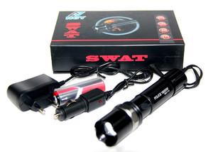 Фонарь светодиодный PC-868 АКБ/СЗУ/ZOOM