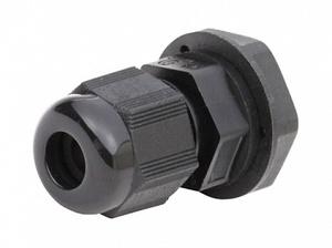Кабельный ввод PG 9 (4-8mm) -черный-