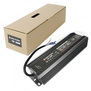 Блоки питания  IP67 Slim (светодиодный) MR-1280  12V 6,6A  80W