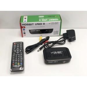 DVS-T2 HOBBIT UNO II :Приемник цифровой эфирный DVB-T2