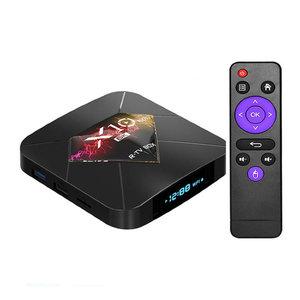 Медиа плеер Орбита MX10 PLUS (Cortex A53 64bit, Android9, 4Гб, Flash 64ГБ, Wi-Fi)