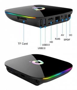 Медиа плеер Орбита Q+ (Cortex A53, Android9,0, 4Гб, Flash 32ГБ, Wi-Fi)