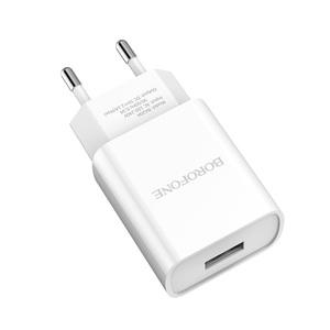 Сетевое зарядное устройство Borofone  BA20A  5V/2,1A