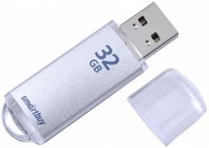 Smart Buy USB 32GB V-Cut Silver