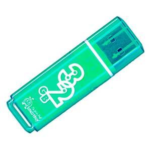 Smart Buy USB 32GB Glossy series Green