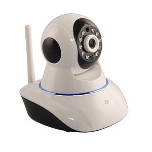 IP камера WiFi, P2P, комнатная, поворотная, с подсветкой, с микрофоном, с динамиком.