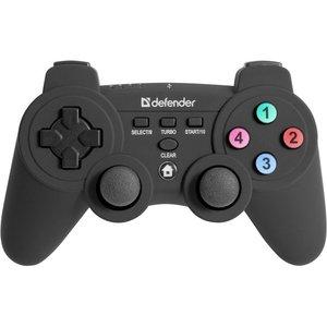 Геймпад Defender Omega USB, 12 кнопок, 2 стика (64247)
