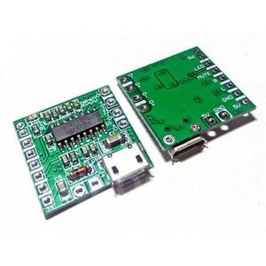Аудио усилитель PAM8403 micro USB