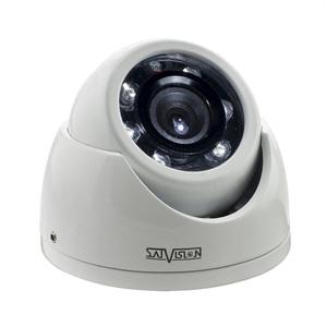 SVC-D792 OSD SL 2,8 мм купольная видеокамера