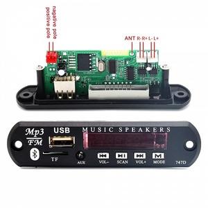 OT-SPM08 модуль MP3 BT(AB5305A,12В)
