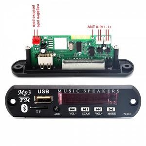OT-SPM09 модуль MP3 BT(AB5305A,5В)