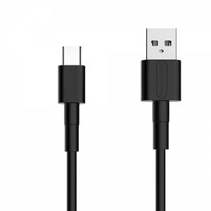 Кабель USB 5А SENDEM M66 Черный (TYPE C) 1м