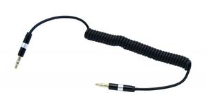 Кабель аудио TS-3061 (Джек 3,5 мм на Джек 3,5 мм витой) 1м