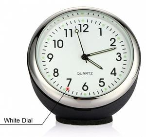 Орбита OT-CLC03 часы авто (Белый)