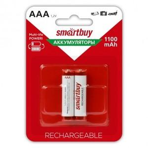 Аккумулятор Smartbuy 1100МНААA- 2 BL2
