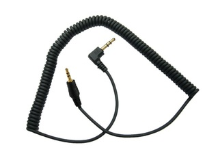 Кабель аудио TD-3047 (Джек 3,5 мм на Джек 3,5 мм витой) 3м