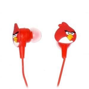 Наушники стереофонические Angry Birds S-506