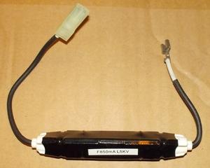 E196 <Предохранитель в корпусе для СВЧ 850mA - 5KV 3079032-850