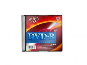 Диск VS DVD-R 4.7 Gb 16х Slim