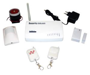 Сигнализация GSM Security Alarm System