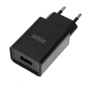 Сетевое зарядное устройство  MR21 5V/2.4A 1USB
