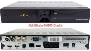 Спутниковый ресивер GoldMaster I-805B Combo CI+