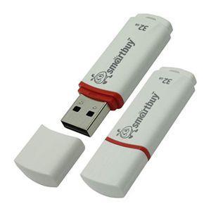 Smart Buy USB 32GB Crown White