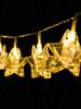 Гирлянды прищепки-звезды CADENA, 20 LED, 3 метра, 20210