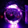 Огонек OG-LDL08 Фиолетовая светодиодная лента 5м (USB)