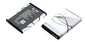 Аккумулятор BL-5B 1020 mAh (600 mAh)