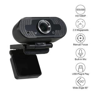 OT-PCL04 веб камера (1920*1080, микрофон)