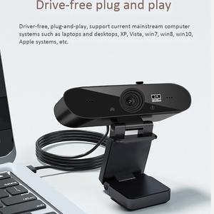 OT-PCL05 веб камера (2К, микрофон)