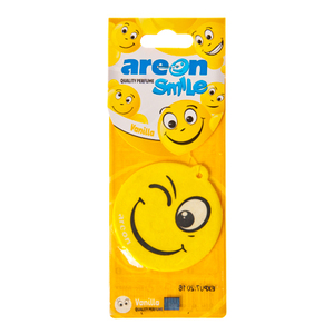 Автоароматизатор Areon Smile VANILLA