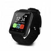 Smart часы, наручные, Smart Watch Bluetooth, черные, D-02.