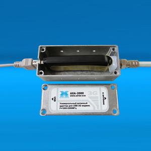 Адаптер AXA-2000F (разъем F)