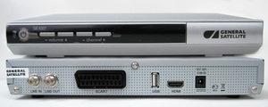 Ресивер Триколор GS-8307S (Без карты доступа)