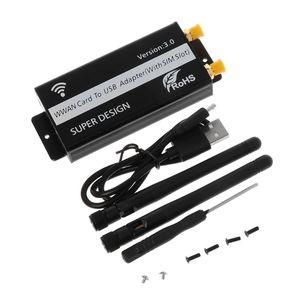 Адаптер USB Box для Mini PCI-e модемов, комплект